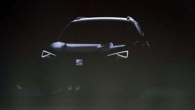 SEAT випустить на ринок семимісцевий кросовер Formentor в 2018 році