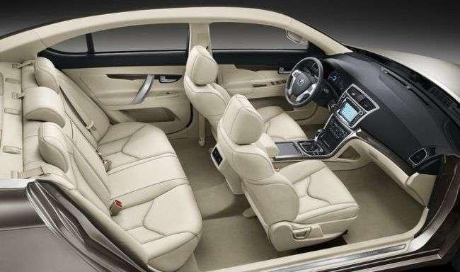 Представницький седан Changan Raeton отримав новий турбомотор