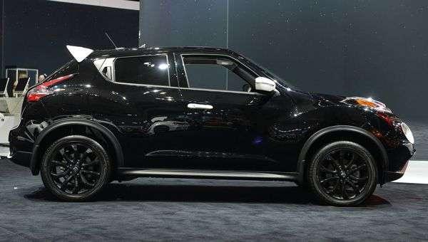 Кросовер Nissan Juke отримав дві нові версії