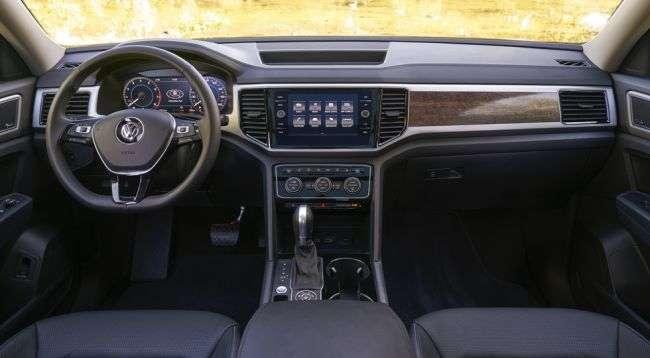 Volkswagen оголосив ціни і комплектації нового Atlas для США