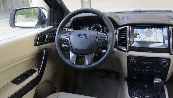 Ford оголосив ціни оновленого Ford Everest 2018