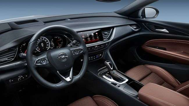 Opel розсекретив всюдихідний універсал Insignia Country Tourer нового покоління