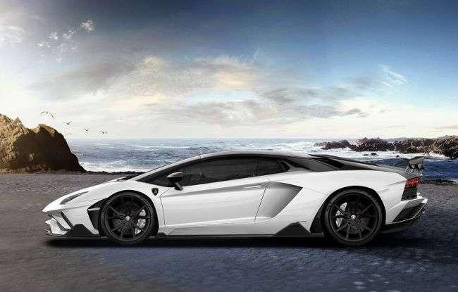 DMC представив пакет оновлень для суперкара Lamborghini Aventador S