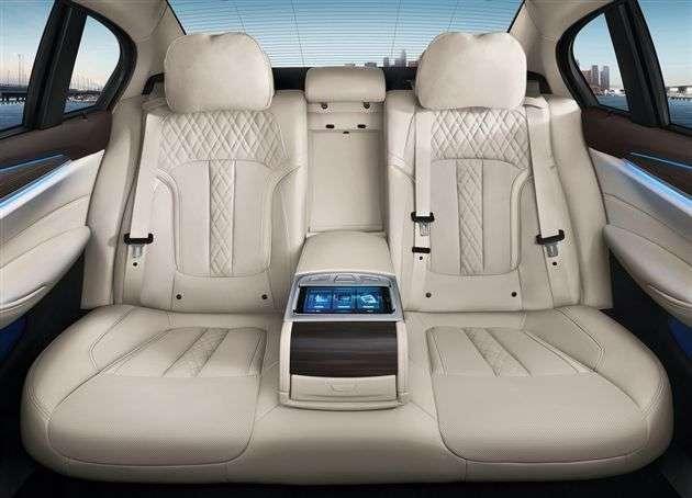 Подовжений седан BMW 5-Series Li вперше дебютував на офіційних фото