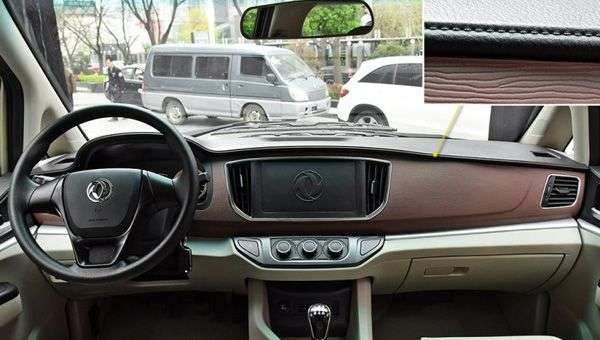У продаж надійшов подовжений варіант мінівена Dongfeng Lingzhi M5
