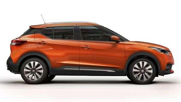 Nissan Kicks на базі Renault Duster надійде в продаж у третьому кварталі 2018 року