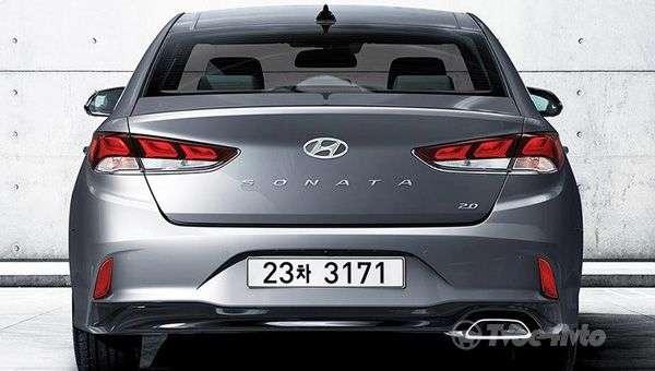 У Нью-Йорку відбудеться дебют Hyundai Sonata 2018