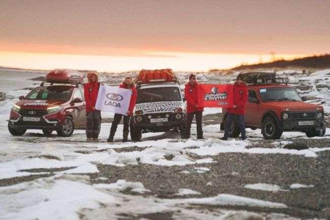 LADA Xray в Якутії пройшов тести холодом і бездоріжжям