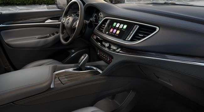 Buick показав нове покоління кросовера Enclave Aveniur 2018