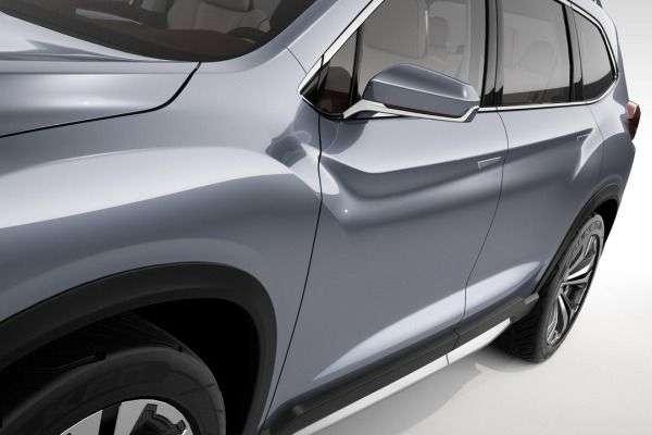 У Нью-Йорку презентовано семимісцевий кросовер Subaru Viziv-7/Ascent