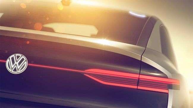 Volkswagen покаже в Шанхаї концепт купеобразного электрокроссовера