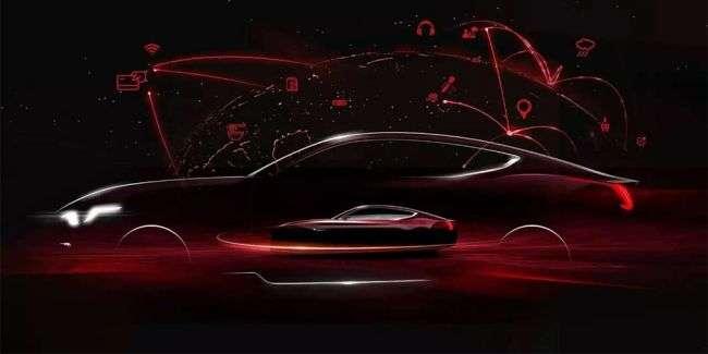 Інженери компанії MG розробили новий спорткар (фото)