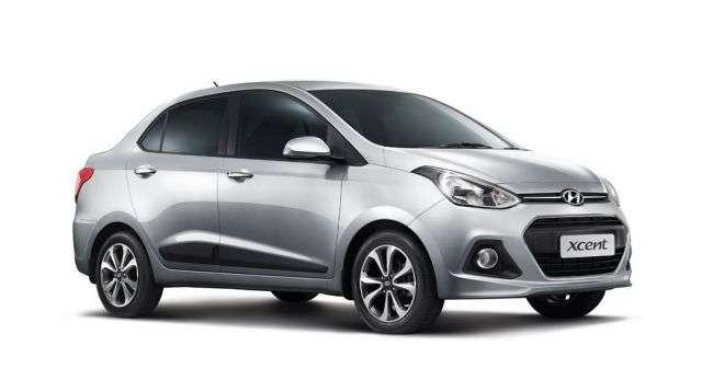 Hyundai оновив бюджетну модель Xcent в стилі нового Solaris