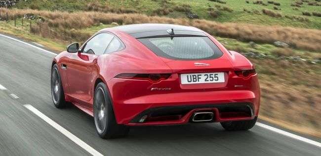 Jaguar привезе новий F-Type в Росію влітку 2017 року