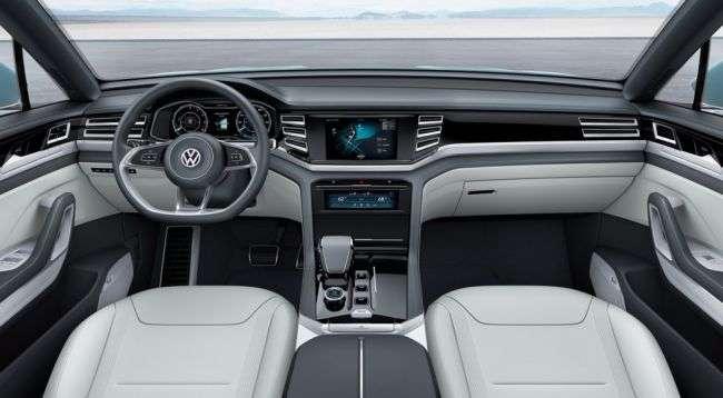 Volkswagen офіційно підтвердив випуск конкурента BMW X6