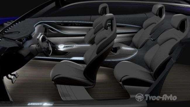 SAIC на Шанхайському автосалоні презентує концепт кросовера Vision-E