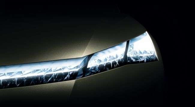 Напередодні автошоу в Шанхаї відбулася премєра кросовера Skoda Vision E