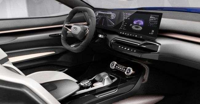 Зовнішність крос-купе Chery Tiggo Coupe повністю розсекречена до премєри