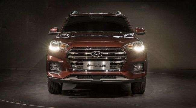 Hyundai в Китаї офіційно презентував нове покоління «ix35»