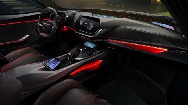 Офіційно представлений купеподібний кросовер Chevrolet FNR-X