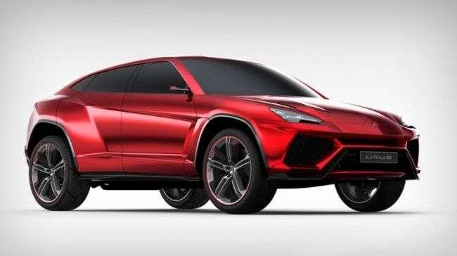 Росіяни замовили близько 40 Lamborghini Urus вартістю €250 000