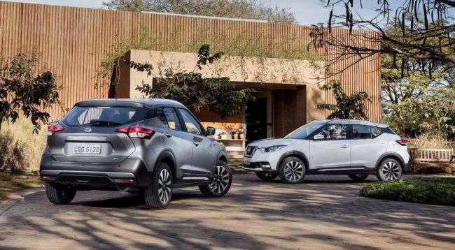 Nissan Kicks вибився в лідери продажів на авторинку Бразилії