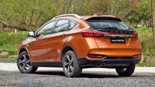 Стартували продажі оновленого Luxgen U6 з моторами від BMW і Peugeot-Citroen