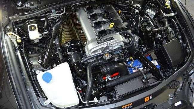 Для родстера Mazda MX-5 ательє BBR створило особливий пакет доопрацювань