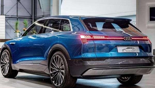 Audi почала прийом замовлень на електрокар E-Tron Quattro 2018