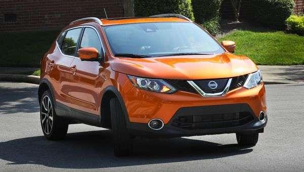 Nissan: названі ціни на оновлений Qashqai/Rogue Sport
