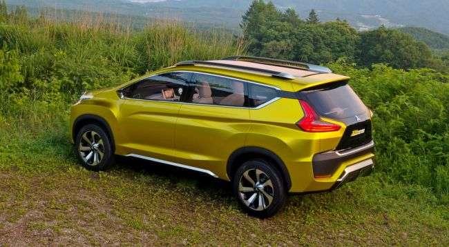 Mitsubishi готує до виробництва новий кроссвэн