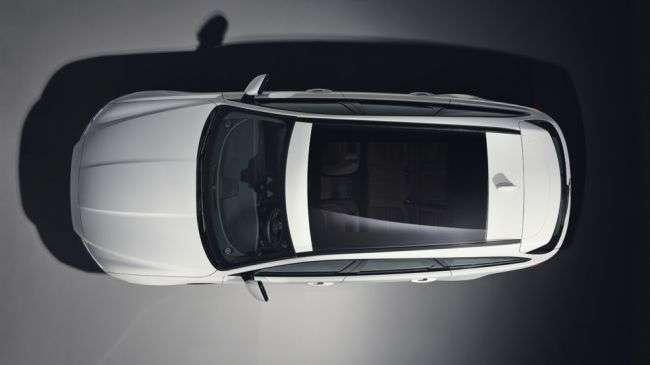 Jaguar анонсувала новий універсал XF Sportbrake першим тизером