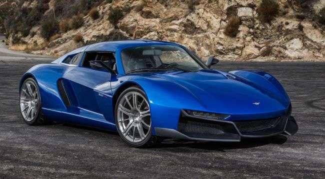 Вбивця Porsche: Влітку Rezvani Motors представить нове купе вартістю 100 тисяч доларів