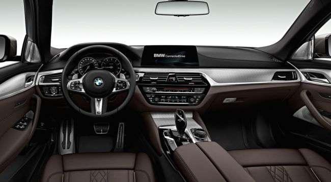 BMW представила найпотужніший дизельний «5 Series»