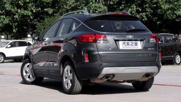Китайці почали продажу в Росії конкурента Toyota RAV4