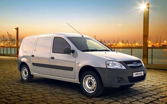 LADA Vesta і LADA Largus стали «Автомобілями року» в Росії
