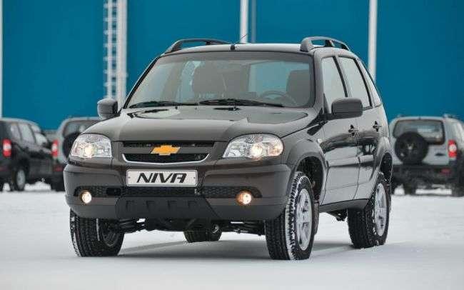 «GM-Avtovaz» продовжив програми trade-in та утилізації для Chevrolet NIVA