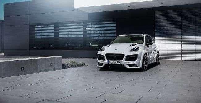 Офіційно представлений ювілейний Porsche Cayenne Magnum Sport Edition 30 Years