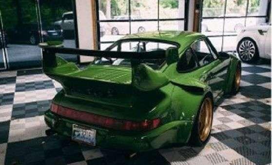 У Японії представили саму ідеальну модель Porsche 911 в світі