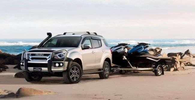 Оголошена австралійська ціна оновленого Isuzu MU-X