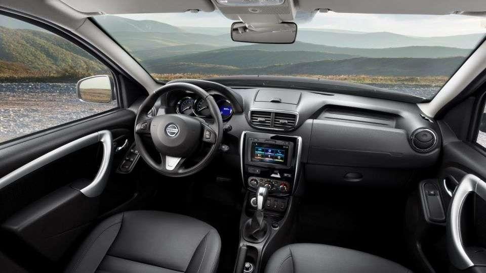 У Росії стартували продажі оновленого Nissan Terrano