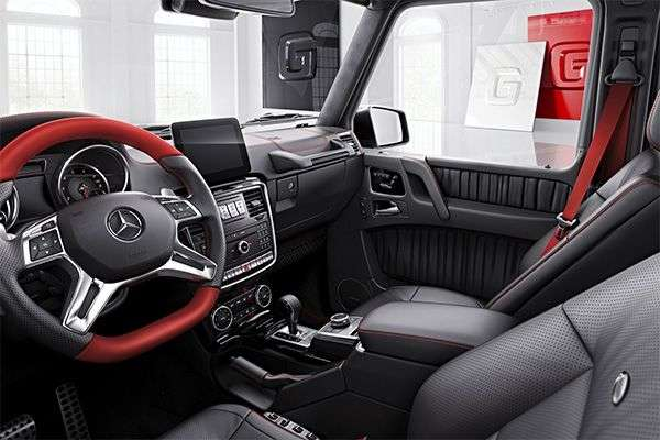 Mercedes-Benz G-Class отримав дві нові розкішних модифікації