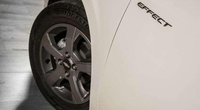 Chevrolet підготувала нову версію бюджетного хетчбека Onix