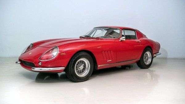 Ferrari 275 GTB/4 оригінальні з вузлами буде проданий з молотка»