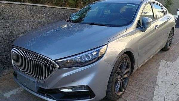 Китайці зібрали представницький седан на базі Mazda6