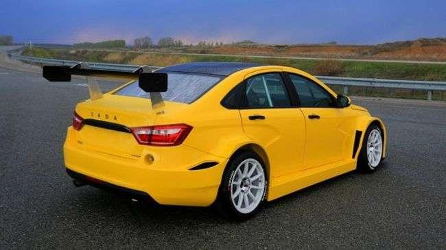 LADA Vesta і LADA XRAY будуть офіційними автомобілями РСКГ