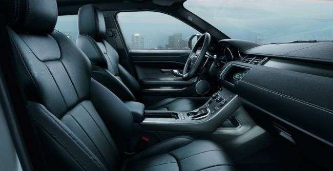 Кросовер Range Rover Evoque отримав особливу версію «Landmark Edition»
