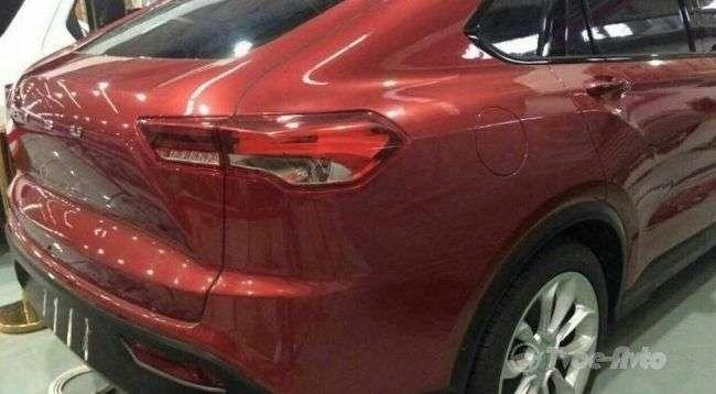 Китайська Bisu готує до премєри нове флагманське крос-купе BT7