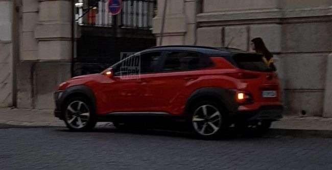Зовнішність Hyundai Kona повністю розсекречена до премєри