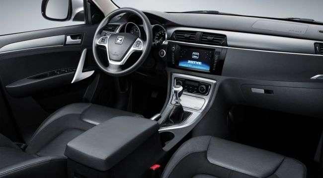 Названа російська ціна на кросовер Zotye T600 з новим двигуном Mitsubishi